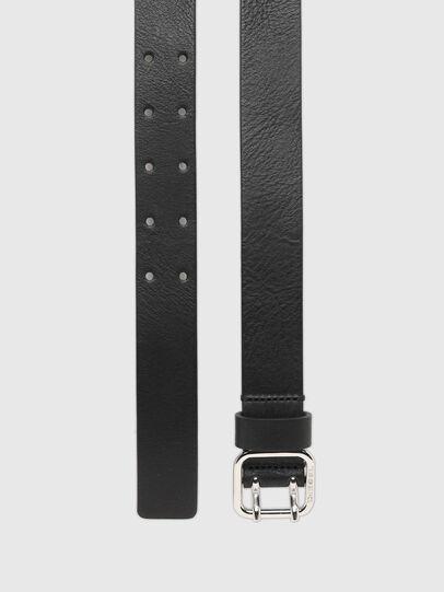 Diesel - B-BARB, Negro - Cinturones - Image 3