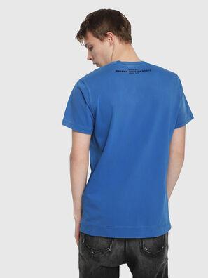 T-SHOJI, Brilliant Blue - T-Shirts