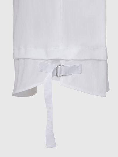 Diesel - T-TARITE, White - T-Shirts - Image 3
