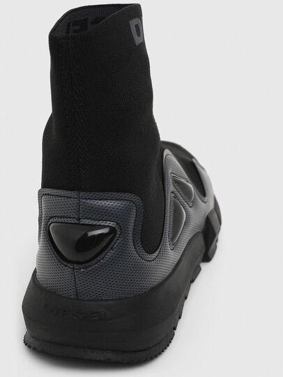 Diesel - H-PADOLA HSB, Black - Sneakers - Image 6