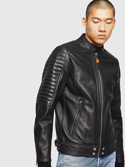 Diesel - L-SHIRO,  - Leather jackets - Image 8