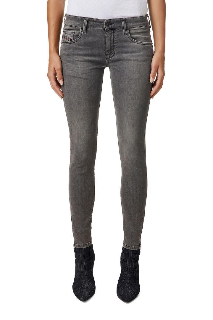 Slandy Low Skinny Jeans 069XW,