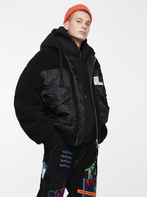 W-PATTY, Black - Winter Jackets