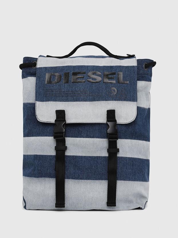 VOLPAGO BACK, Blue Jeans - Backpacks