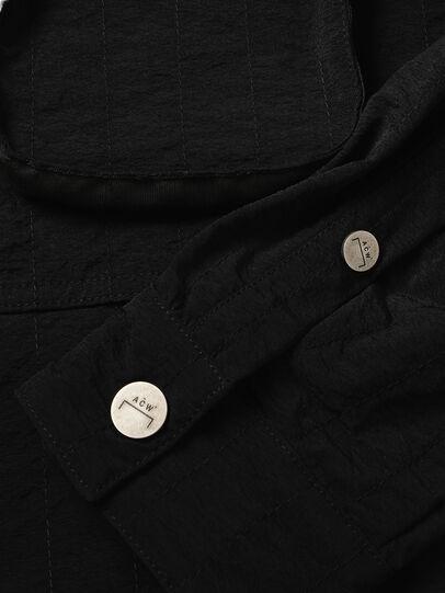 Diesel - ACW-SH03, Black - Denim Shirts - Image 4