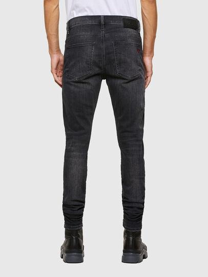 Diesel - D-Istort 069RL, Black/Dark Grey - Jeans - Image 2