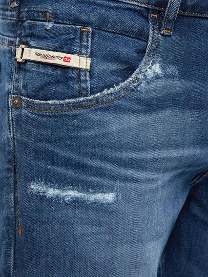 Diesel - D-Bazer Tapered Jeans 009DE, Dark Blue - Jeans - Image 3