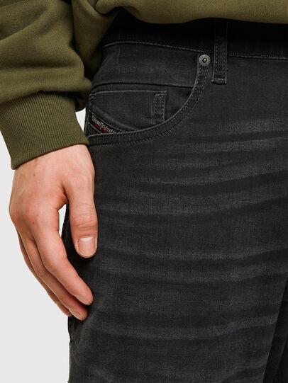 Diesel - D-Fining 0699P, Grey - Jeans - Image 3