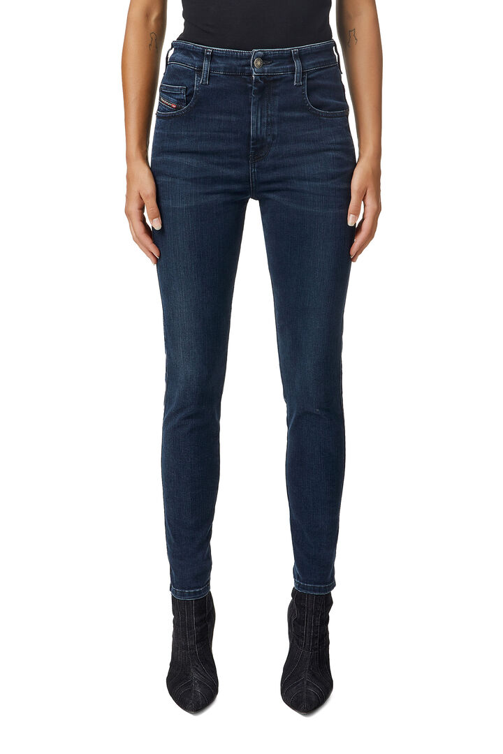 Slandy High Skinny Jeans 009QF,