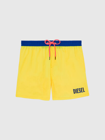 Diesel - BMBX-WAVE 2.017, Yellow - Swim shorts - Image 5