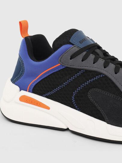 Diesel - S-SERENDIPITY LOW, Blue - Sneakers - Image 4