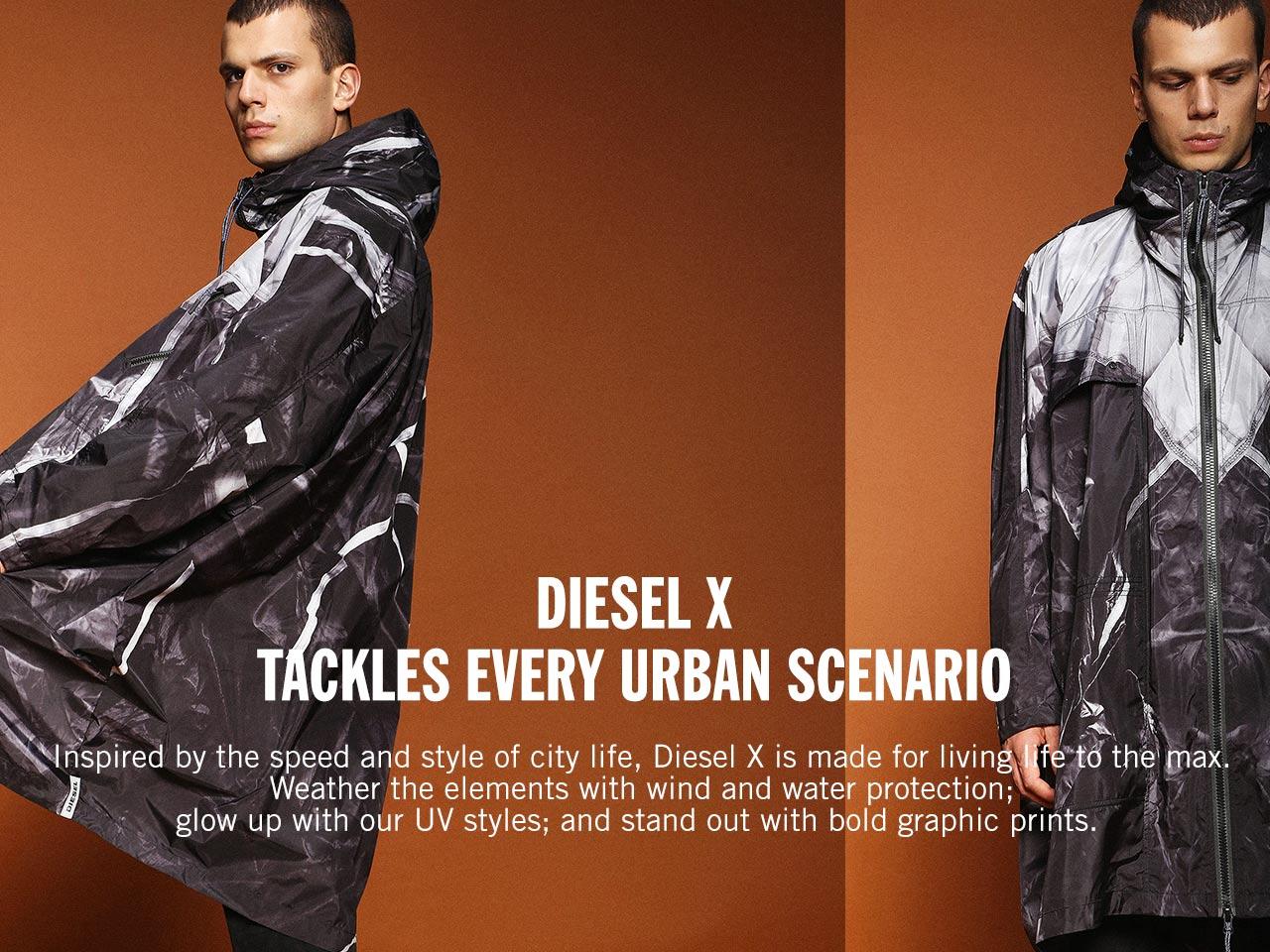 Diesel - DIESEL X