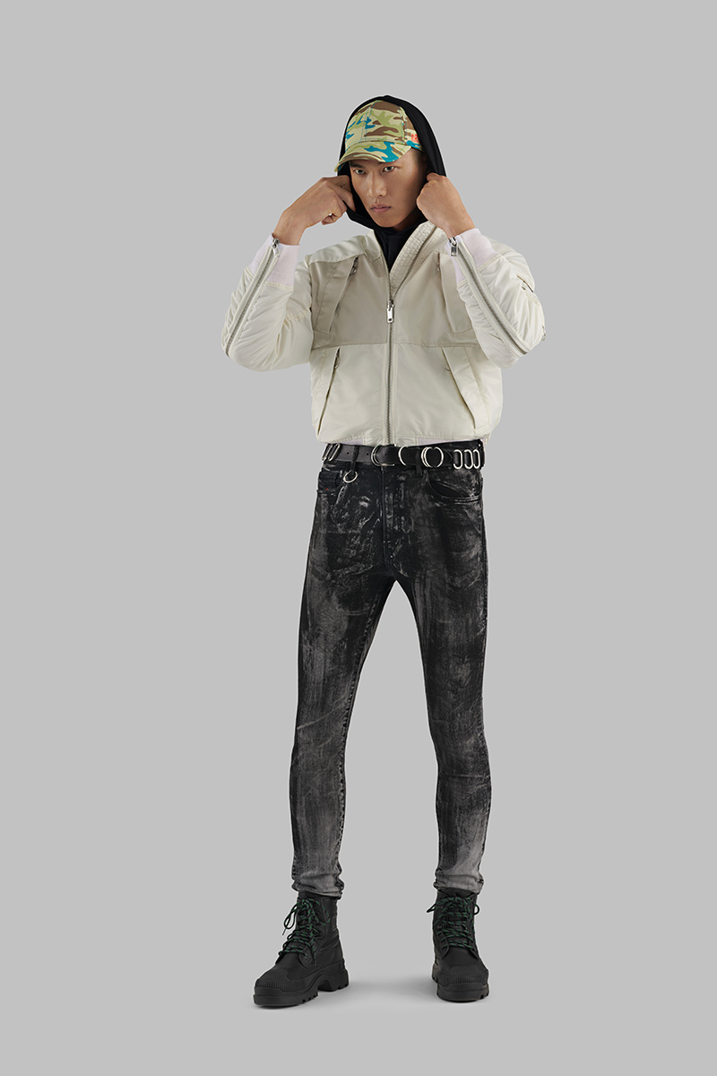 new arrival 795ed 96bfe Mens Clothing: jeans, jackets, shoes | Diesel Online Store US