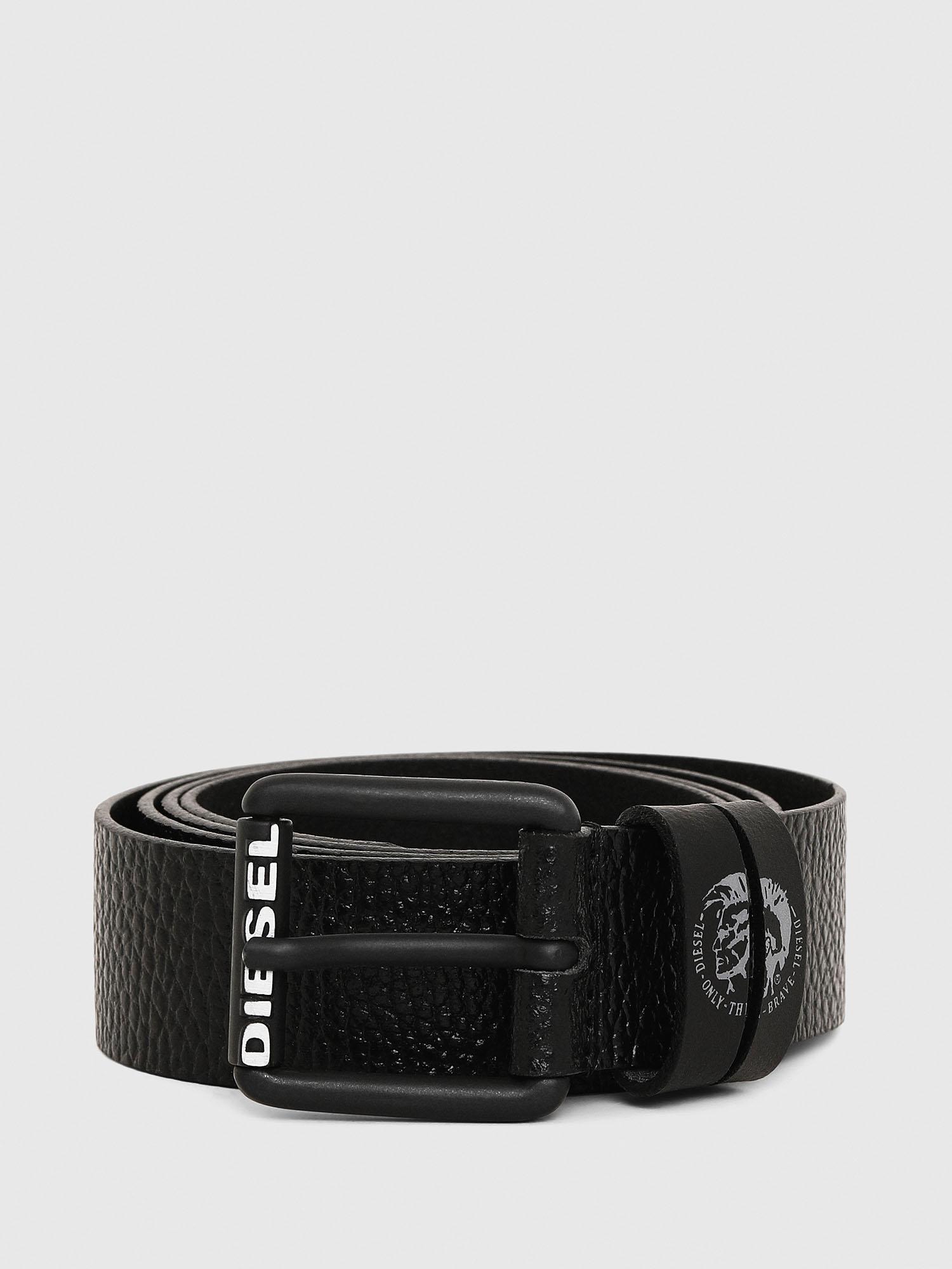 Diesel Belts P0396 - Black - 100