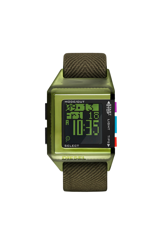 Diesel Timeframes 00QQQ - Green