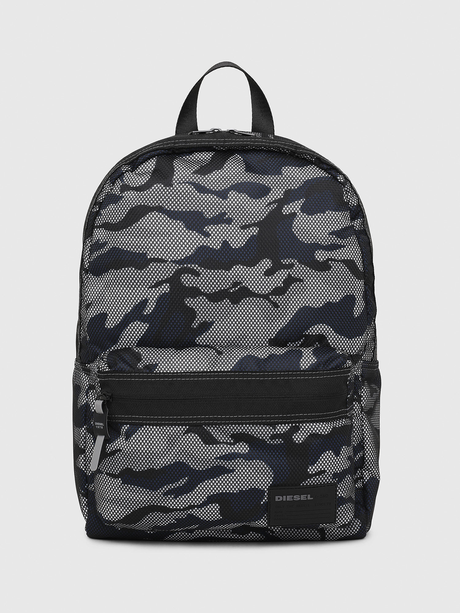 Diesel Backpacks P3042 - Grey