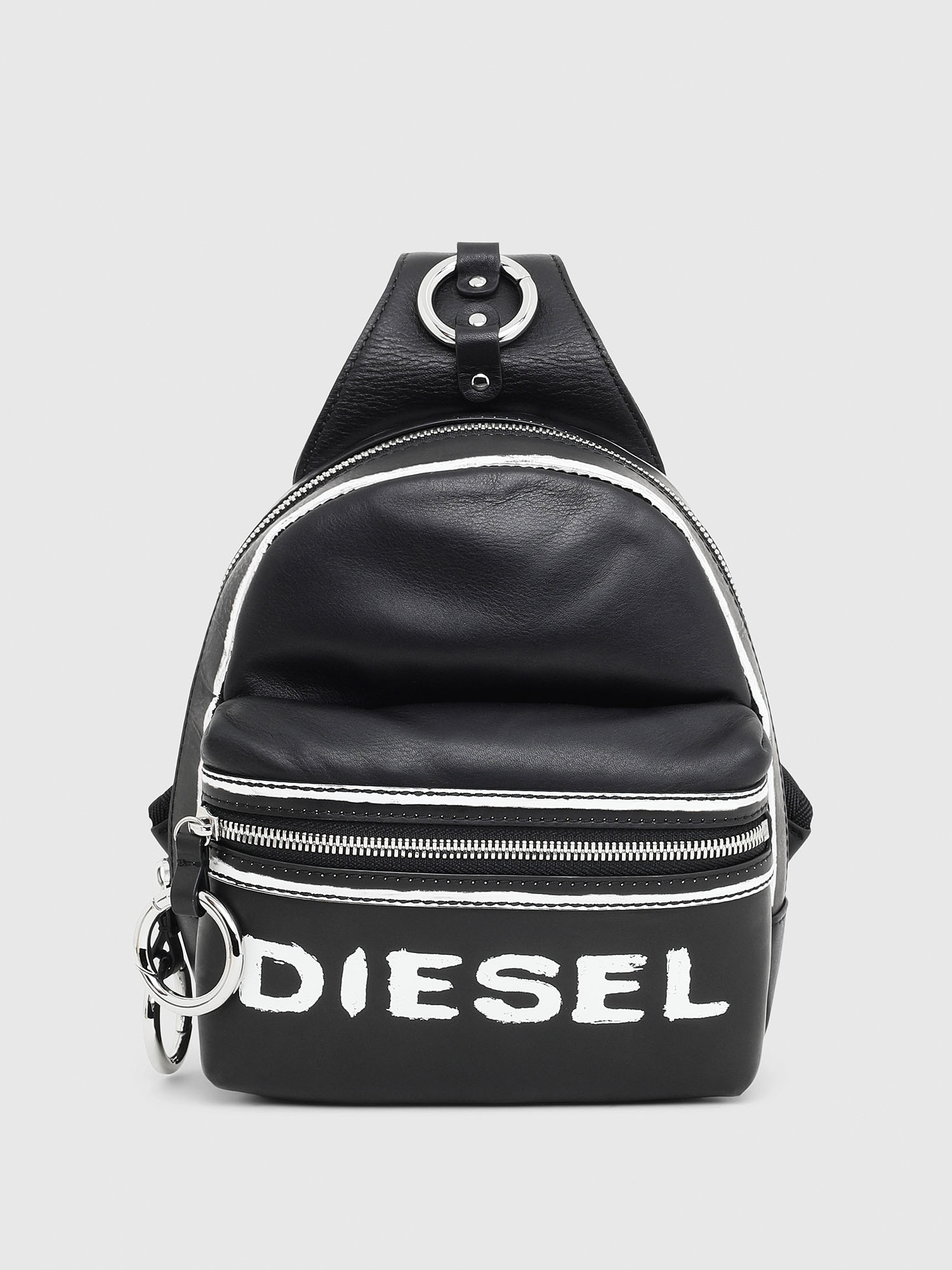 Diesel Backpacks P0286 - Black