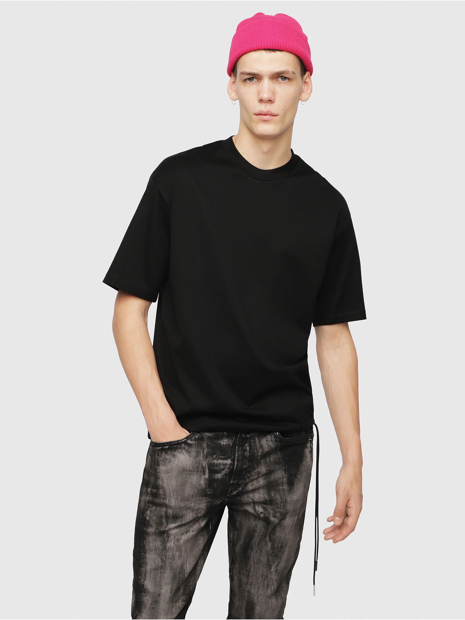 Diesel - T-PLAZA-A,  - T-Shirts - Image 1