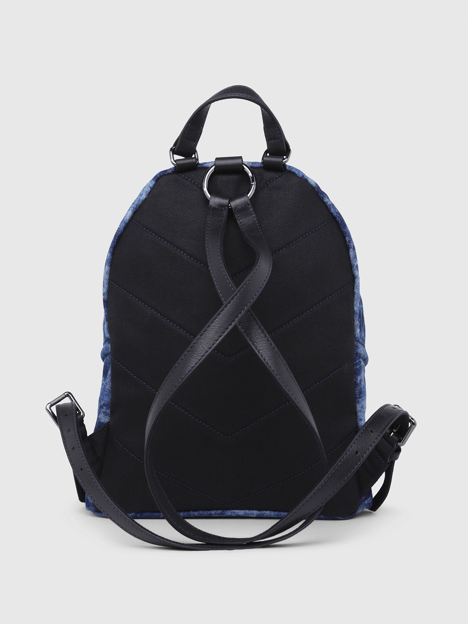 Diesel - LE-ZIPPER BACKPACK,  - Backpacks - Image 2