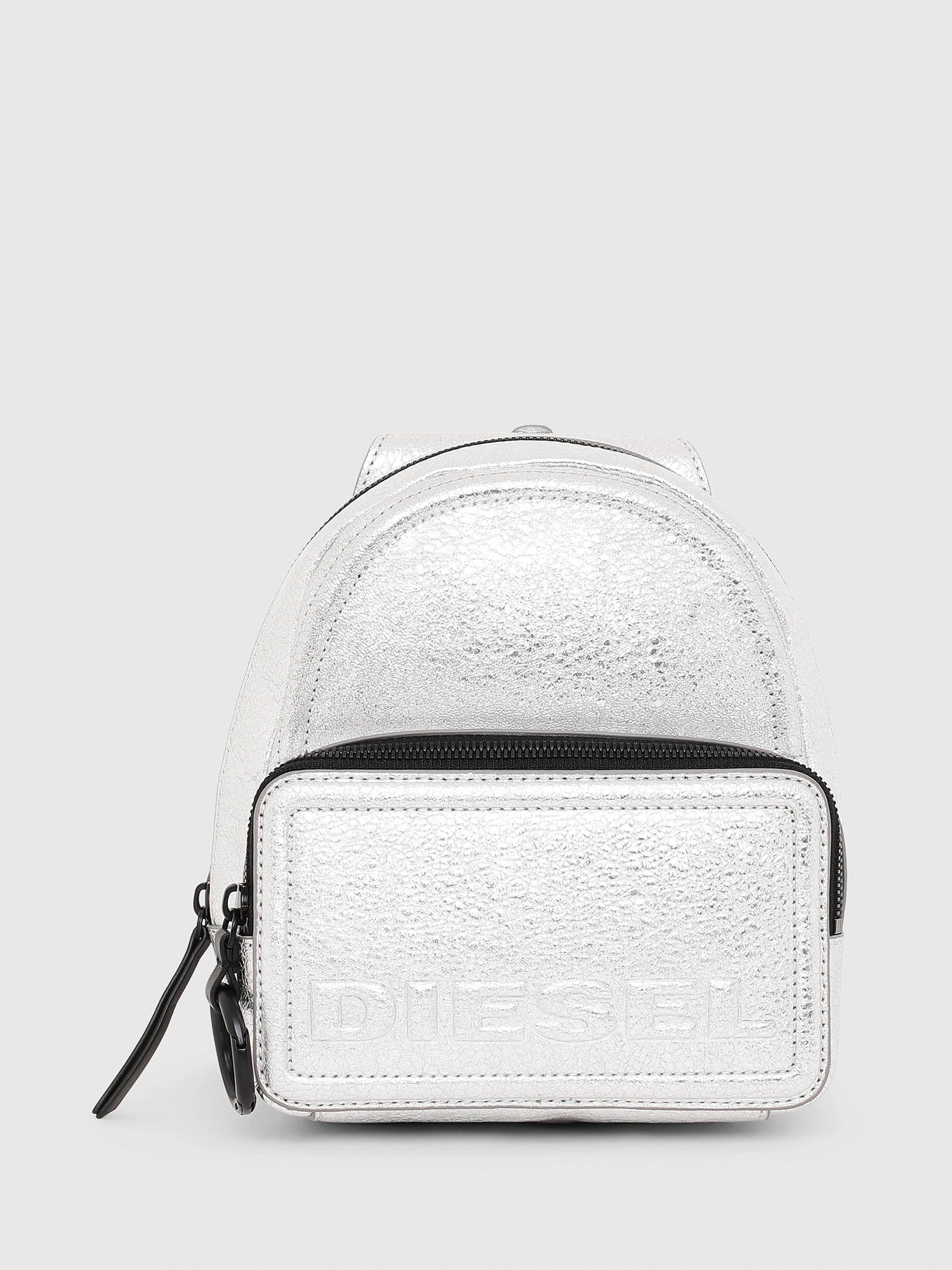 Diesel Backpacks P2655 - Silver