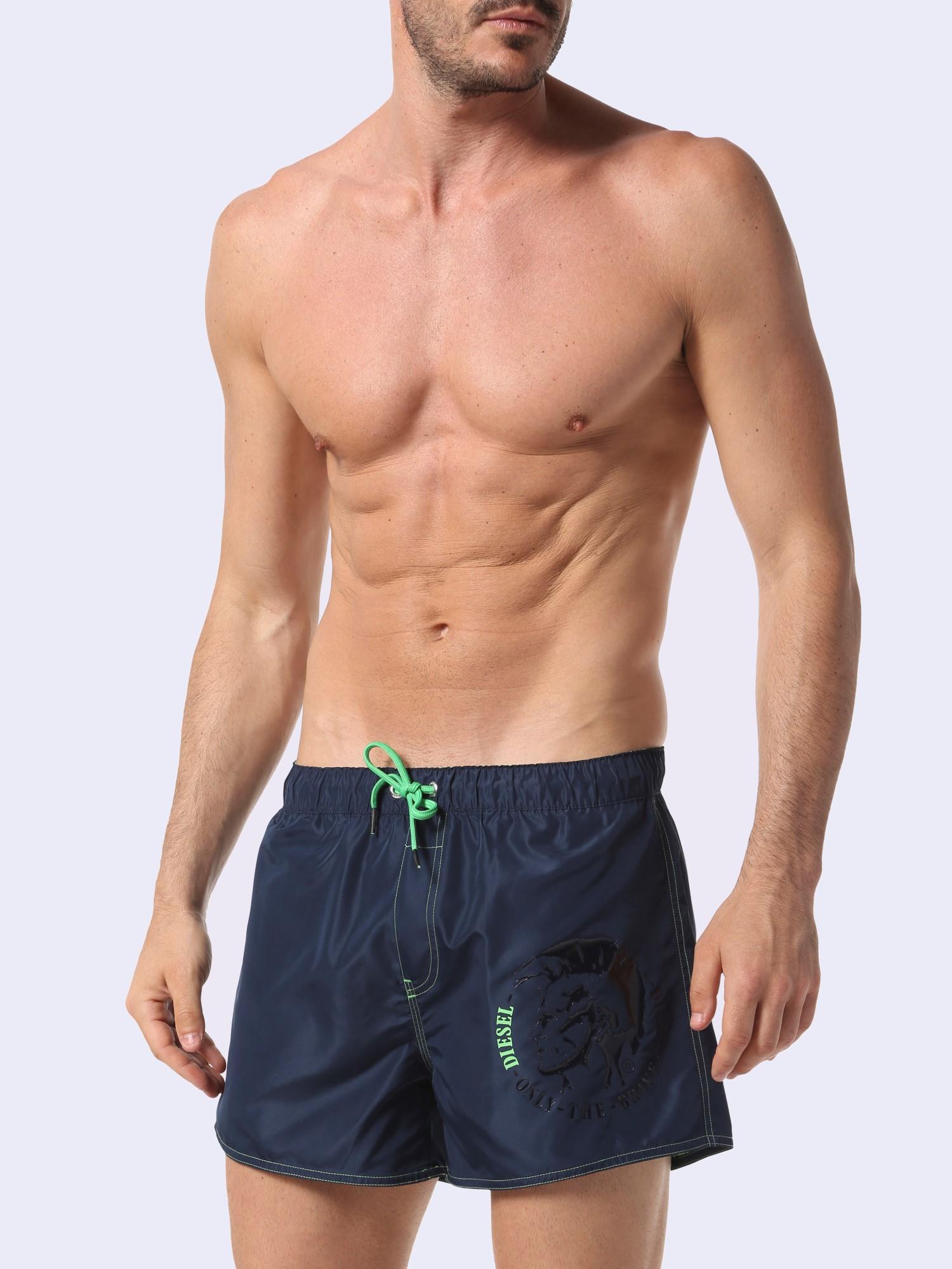 1e996d1cf61d High Waisted Swim Shorts Mens