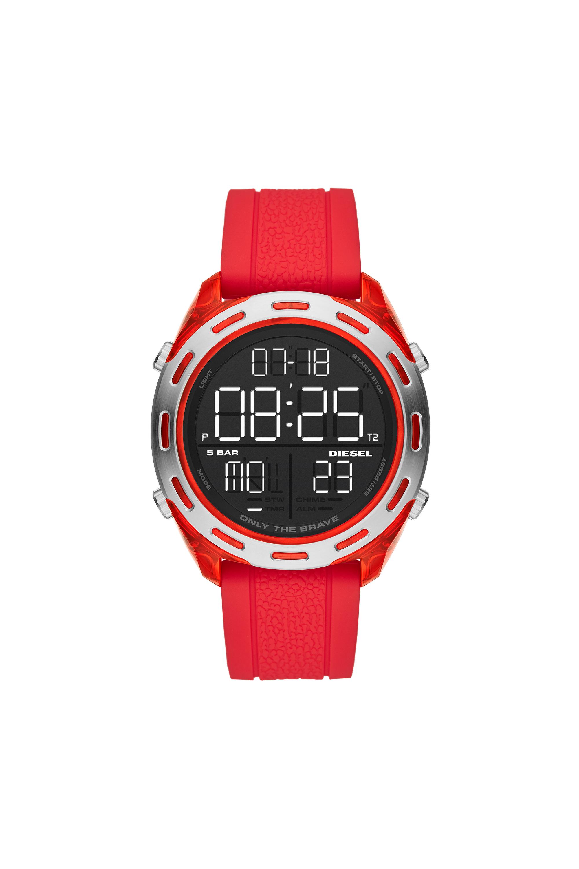 Diesel Timeframes 00QQQ - Red