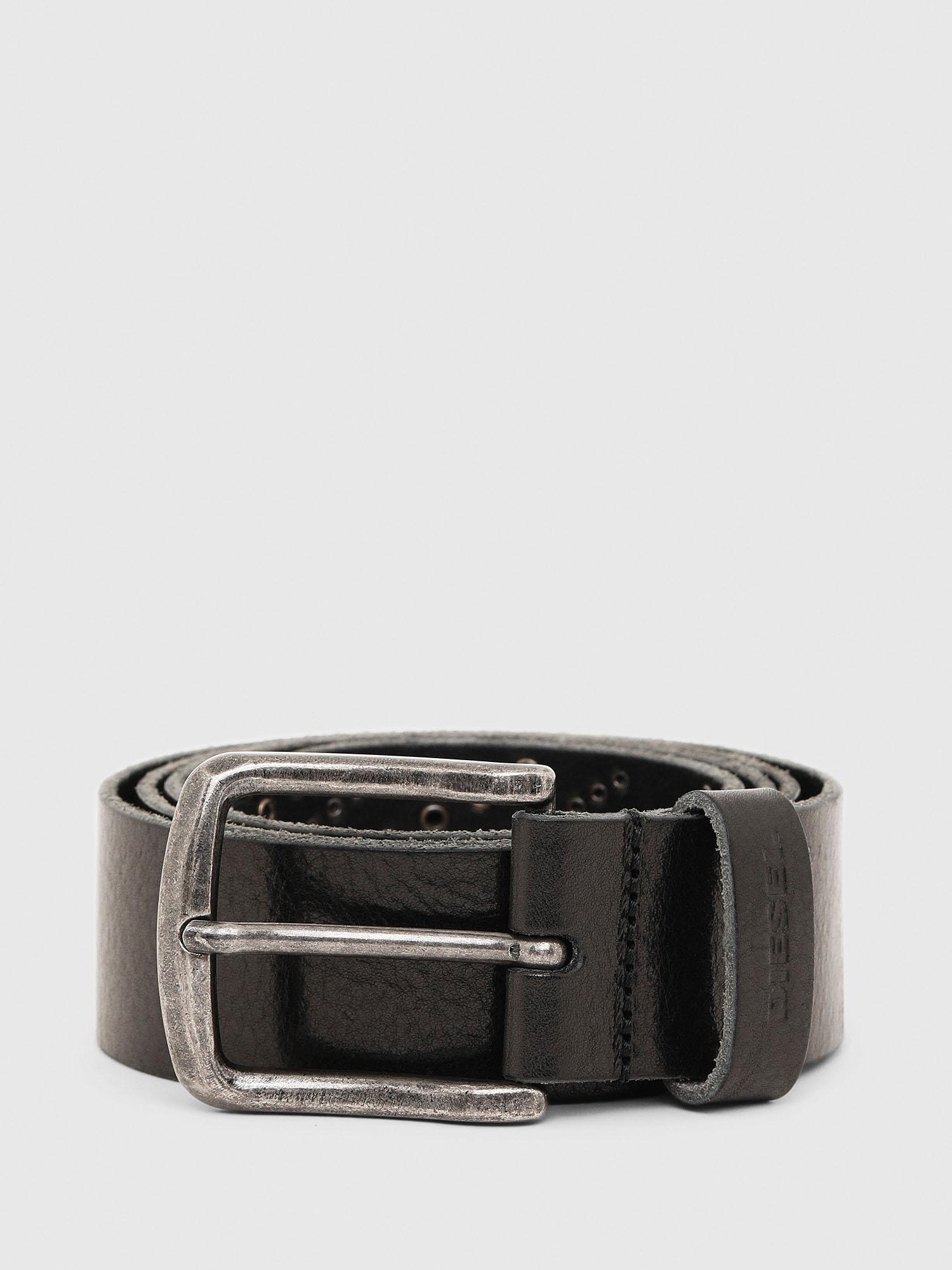 Diesel Belts P0762 - Black - 100
