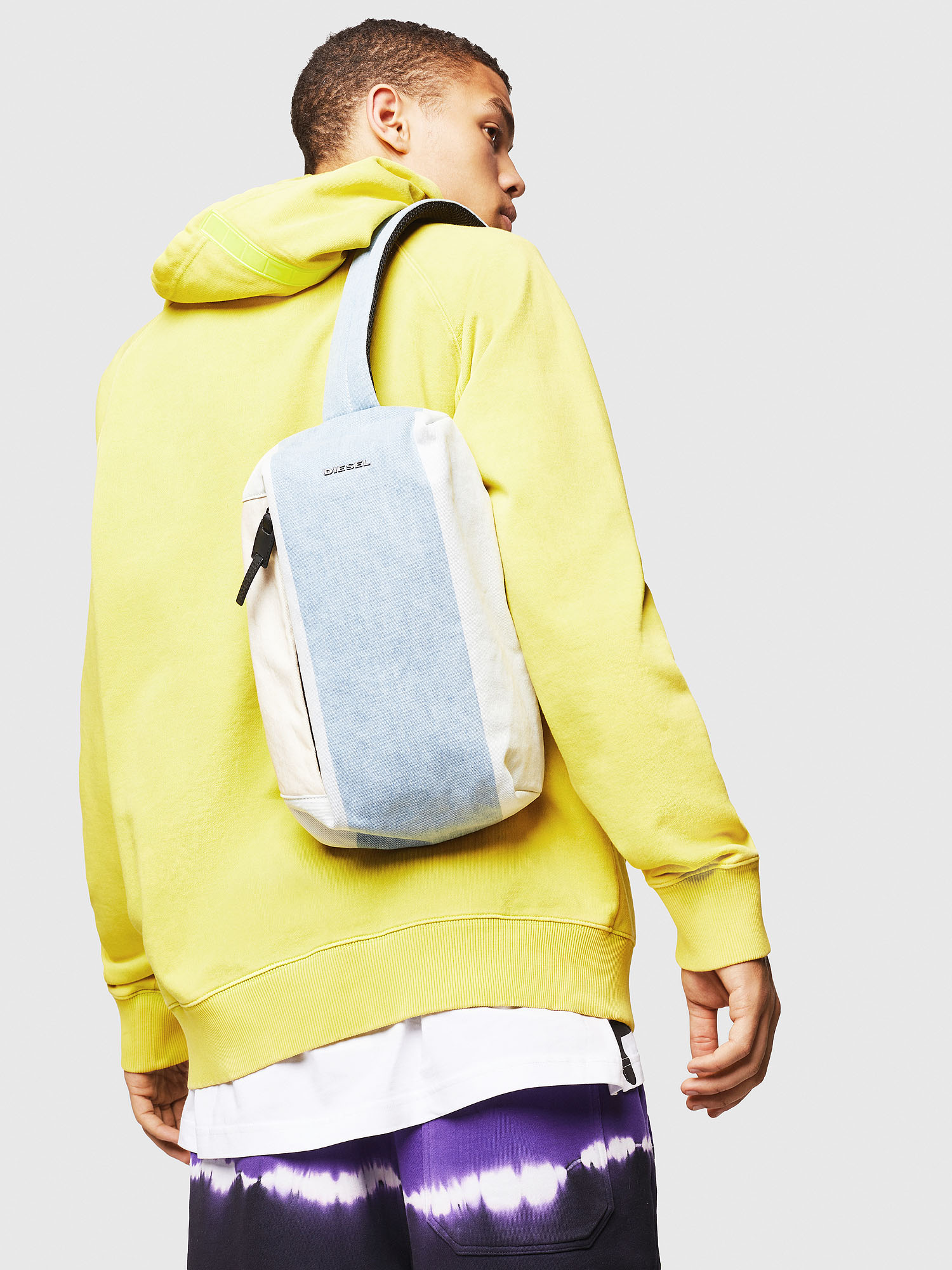 Diesel - D-SUBTORYAL MONO,  - Backpacks - Image 5