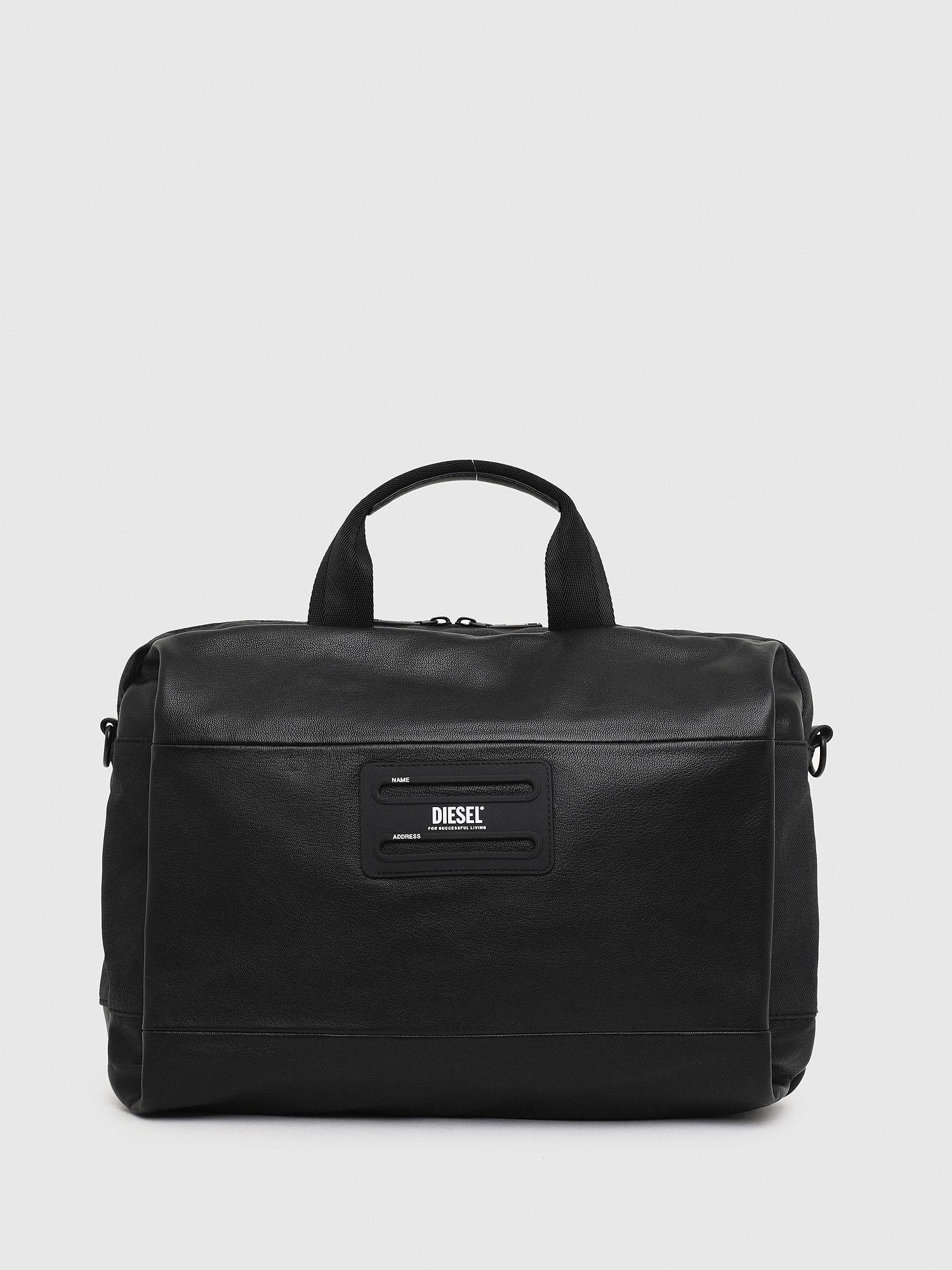 Diesel Briefcases P3177 - Black