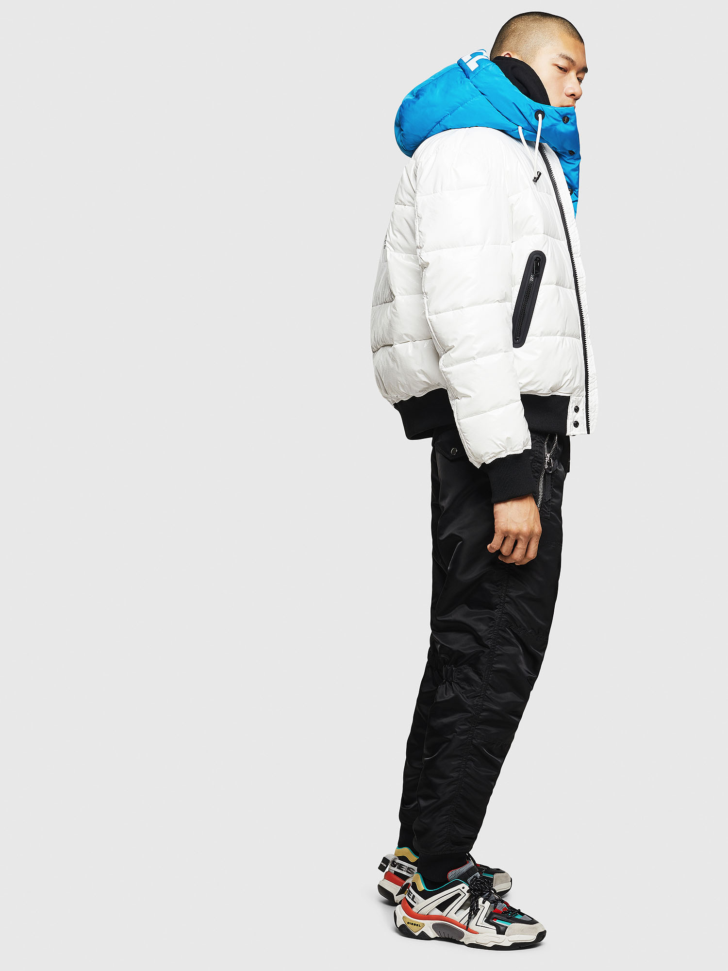 Diesel - W-ON,  - Winter Jackets - Image 6
