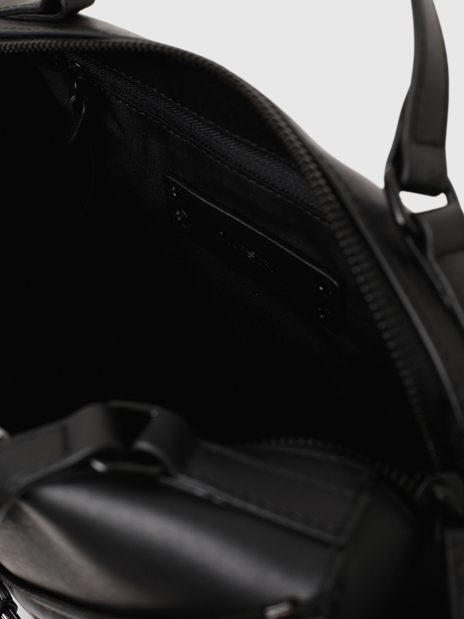 Diesel - LE-ZIPPER SATCHEL,  - Satchels and Handbags - Image 4