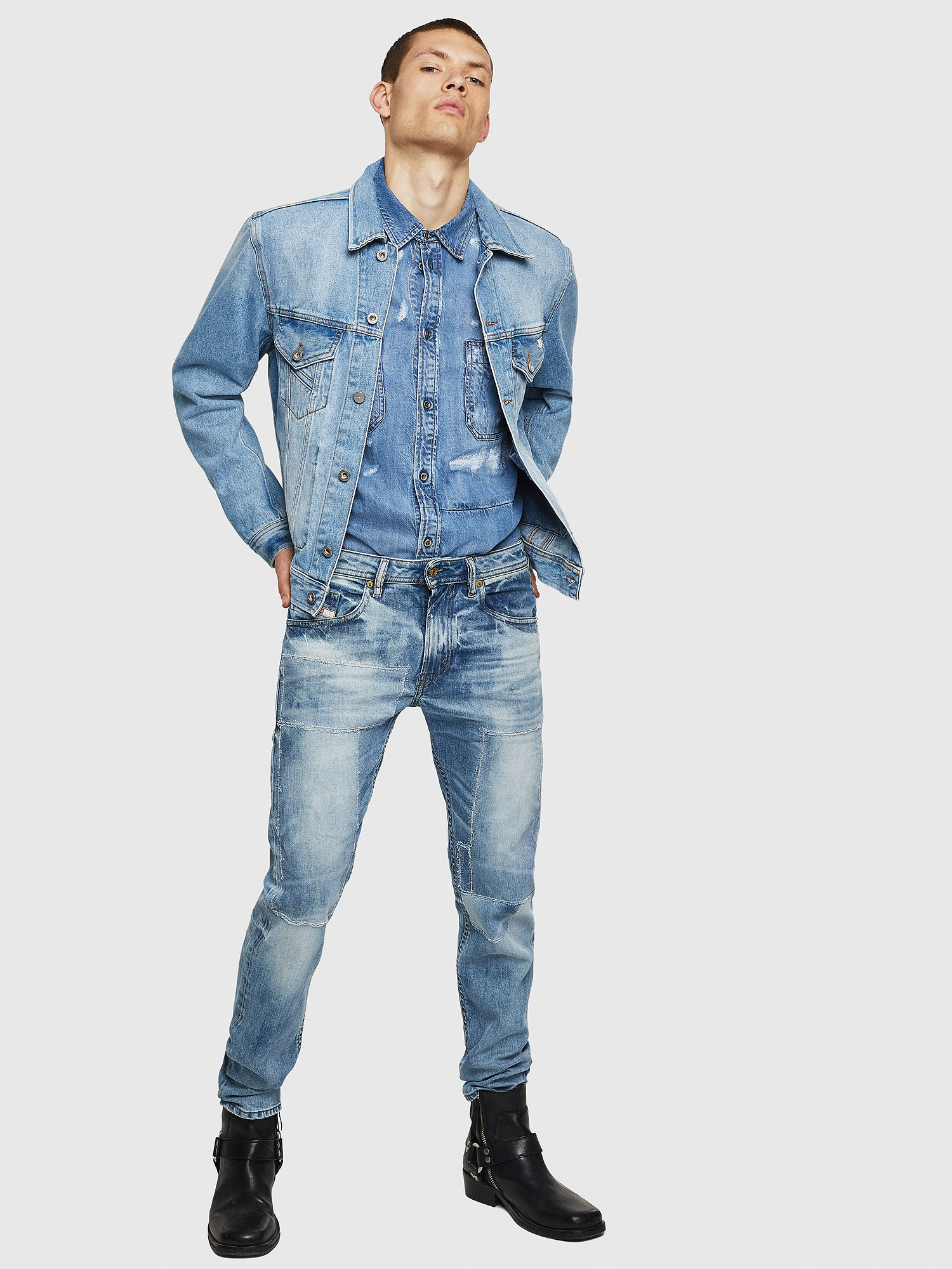 Diesel - Thommer 0092F,  - Jeans - Image 6