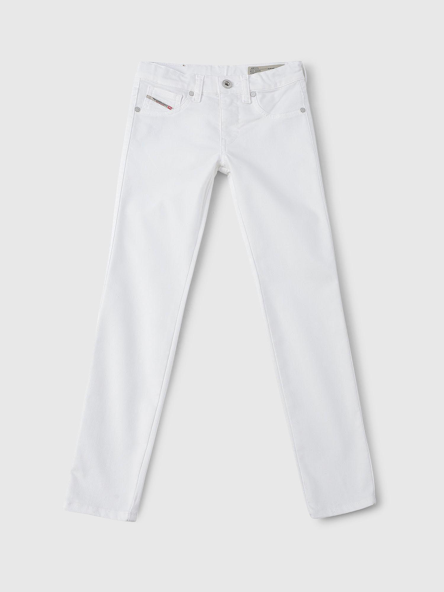 Diesel Jeans KXA95 - White - 10Y