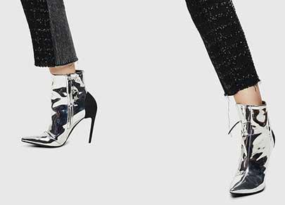 shoeswoman